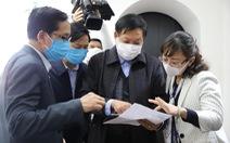 Thêm 5 ca mắc COVID-19 mới, Bộ Y tế kiểm tra chống dịch tại cửa khẩu