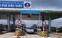 Vì sao có thu phí ETC, đường cao tốc vẫn bắt xe dán thẻ Etag, ePass trả tiền mặt?
