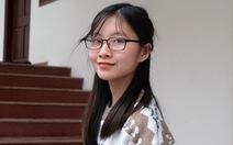Cô gái bại não chinh phục ước mơ ngành luật