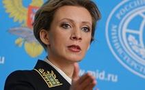 Nga: Mạng xã hội Mỹ cấm ông Trump là 'vụ nổ hạt nhân' trên không gian mạng