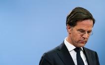 Chính phủ Hà Lan từ chức tập thể vì sai lầm khi truy thu thuế dân
