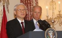 Cựu đại sứ VN tại Mỹ Nguyễn Quốc Cường: 4 lý do lạc quan về quan hệ Việt - Mỹ