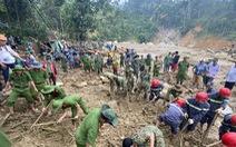 Làm sao giảm thiểu thảm họa lũ quét, sạt lở núi?