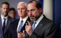Bộ trưởng Y tế và dịch vụ nhân sinh Mỹ từ chức để phản đối vụ bạo loạn tại Điện Capitol