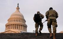 Washington dần trở thành pháo đài trước lễ nhậm chức của ông Biden
