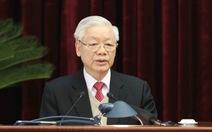 Xem xét, đề cử 4 chức danh lãnh đạo chủ chốt của Đảng khóa XIII