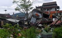 Động đất cướp đi sinh mạng 78 người tại Indonesia