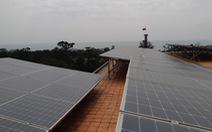 Quảng Trị 'phủ' điện mặt trời cho đảo Cồn Cỏ