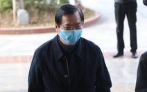 Lần thứ hai hoãn phiên tòa xét xử cựu bộ trưởng Vũ Huy Hoàng