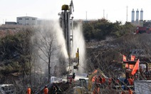 Ít nhất 12 thợ mở Trung Quốc sống sót dưới hầm, chính quyền nỗ lực giải cứu