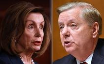 Bạo loạn điện Capitol: Thượng nghị sĩ Lindsey Graham đổ lỗi cho bà Pelosi