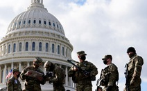 Lo 'nội phản', FBI lọc hồ sơ 25.000 Vệ binh quốc gia bảo vệ lễ nhậm chức ông Biden