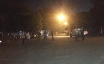 Hai bảo vệ dân phố bị nhóm côn đồ tấn công ở quận 12, TP.HCM
