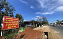 Xẻo đất nông trường làm 66 căn nhà, chờ lên đô thị