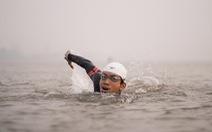 Bơi 200km từ Hà Nội đến cửa biển Thái Bình