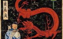 Bức vẽ của 'cha đẻ' chàng ký giả Tintin đạt mức đấu giá kỷ lục 3,9 triệu USD