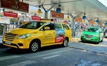 Phân làn riêng xe vào Tân Sơn Nhất: Grab đề nghị trả thêm 10.000 đồng/lượt