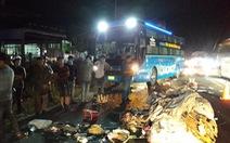 Tết dương lịch, Bình Thuận xảy ra nhiều vụ tai nạn chết người, kẹt xe