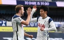 Son Heung-Min và Harry Kane đưa Tottenham trở lại tốp 3