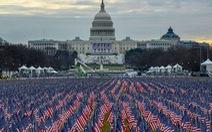 Ông Biden sẽ tuyên thệ nhậm chức trước 191.500 lá cờ Mỹ