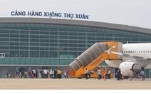 Máy bay phải hủy hạ cánh vì chó 'đột nhập' sân bay