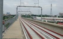 Tàu metro số 1 vận hành thử từ Bình Thái về depot Long Bình quý 4-2021