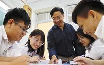 Nam sinh TP.HCM đạt thủ khoa môn toán thi HSG quốc gia: 'Học toán không nên học một mình'