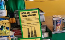 Nước mắm Yess của Công ty Hòa Hiệp bị thu hồi do 'lỗi trong nước mắm'?