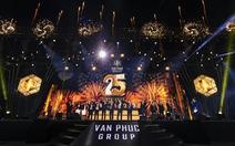 Trúng Mercedes, Honda CRV trong sự kiện 25 năm Van Phuc Group