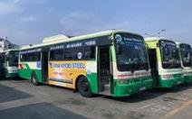 Xe buýt 601 nối Đồng Nai - TP.HCM bất ngờ ngừng nhiều chuyến