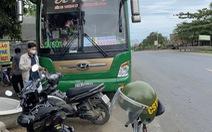 Giao trả 8 người Trung Quốc 'nhập cảnh chui' vào Việt Nam để sang Campuchia