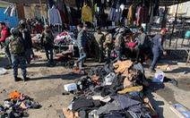 Hai vụ đánh bom liều chết ở Baghdad, ít nhất 13 người thiệt mạng