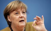 Thủ tướng Merkel kêu gọi dân 'ngưng phàn nàn' chuyện chậm tiêm vắc xin COVID-19