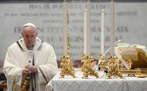 Đức Giáo hoàng cầu nguyện cho Tổng thống Mỹ Biden