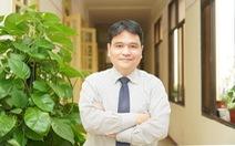 PGS.TS Trần Quốc Bình làm hiệu phó Trường ĐH Khoa học tự nhiên