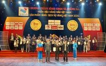 Dai-ichi Life Việt Nam vào 'Top 10 sản phẩm vàng - Dịch vụ vàng Việt Nam 2020'