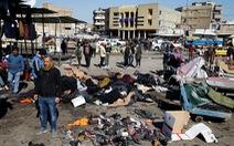 IS nhận trách nhiệm 2 vụ đánh bom ở Baghdad làm 32 người chết