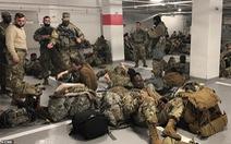 150-200 quân nhân vệ binh quốc gia Mỹ dương tính với corona