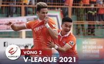 Kết quả, bảng xếp hạng V-League ngày 23-1: Hà Nội tiếp tục 'đội sổ' bảng xếp hạng