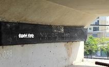 Dự án metro: Liên danh NJPT duyệt vật liệu làm gối cao su sai quy định