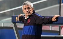 HLV Quique Setien kiện Barca vì quỵt tiền đền hợp đồng