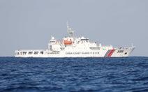 Luật Hải cảnh của Trung Quốc: Khiêu khích, tạo nguy cơ xung đột