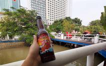 Bia Truong Sa, Hoang Sa special xuất ngoại