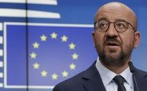 Chủ tịch Hội đồng châu Âu: Ông Trump đối thoại với Triều Tiên nhiều hơn với châu Âu
