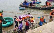 Tàu cá nghi bị tàu hàng đâm chìm, 1 ngư dân chết, 7 người được cứu sống
