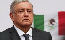 Tổng thống Mexico - người luôn phản đối đeo khẩu trang - mắc COVID-19