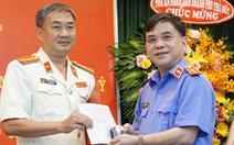 Ông Quách Thanh Giang làm viện trưởng Viện KSND TP Thủ Đức