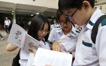 Sở Giáo dục - đào tạo TP.HCM đề xuất đổi cách tính điểm thi tuyển vào lớp 10