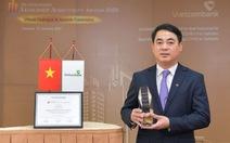 Vietcombank được trao tặng danh hiệu 'Ngân hàng được quản trị tốt nhất'