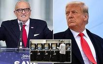 Luật sư ông Trump bị Dominion kiện, đòi 1,3 tỉ USD và đính chính thông tin gây hiểu lầm
